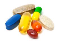 kosttillskott piller