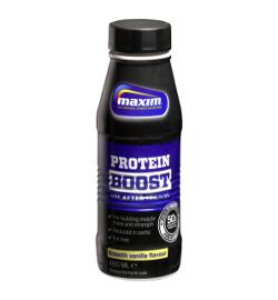 boost proteindryck kosttillskott