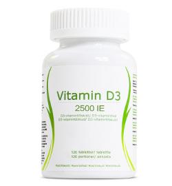 vitamin d tillskott